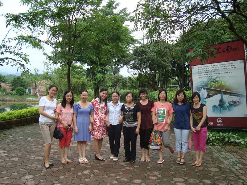 SO 12 - Tham quan Tản Đà Resort 2011