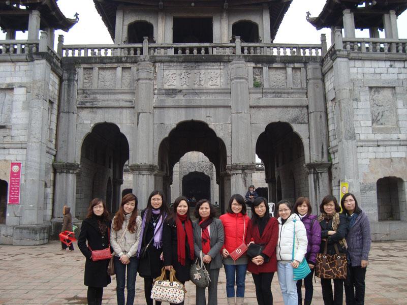 SO 15 - Tham quan Nhà thờ Phát Diệm 2012