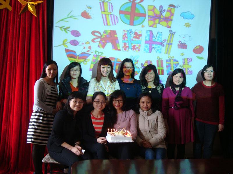 SO 17 - Tổ chức sinh nhật cho CĐV trong Khoa
