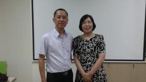 Chuyên gia đào tạo_Tiến sĩ Nguyễn Hữu Bình_  Trưởng khoa tiếng Pháp_Đại học Đà Nẵng